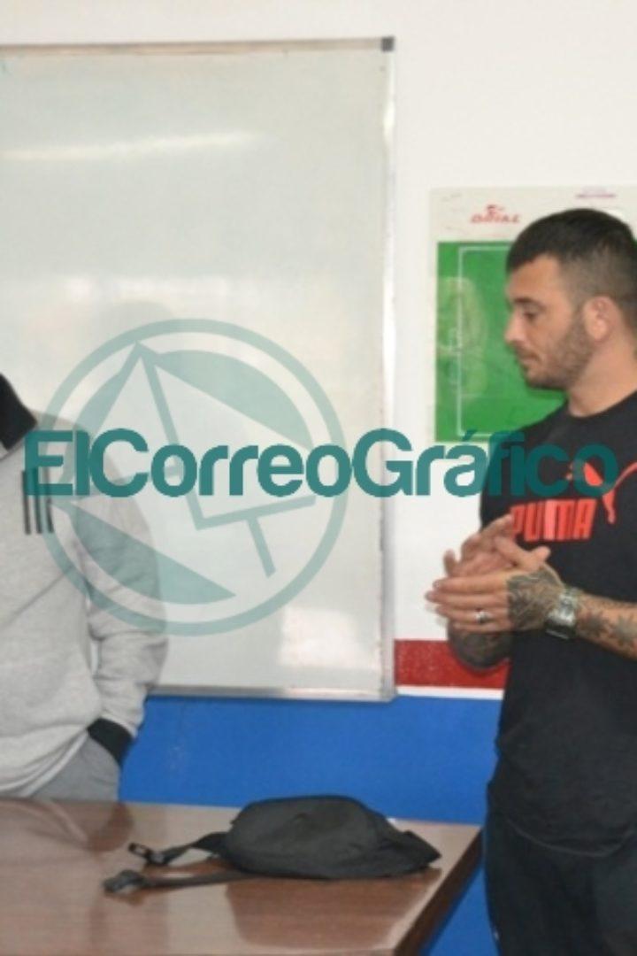 Se realizó la capacitación de Boxeo con Mariano Plotinsky 2