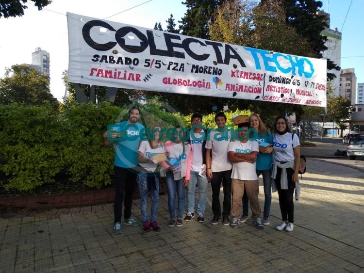 TECHO realizará su Colecta Anual en La Plata invitando a toda la comunidad a participar