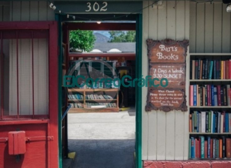 Bart's Books, Ojai, California Booking.com 1