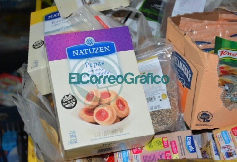 Clausuraron un supermercado de El Carmen con mercadería en mal estado 01