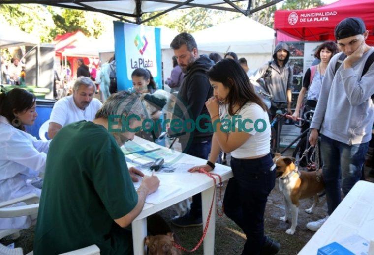 Con gran éxito, se desarrolló una jornada especial por el Día del Animal en la Casa Ecológica 3