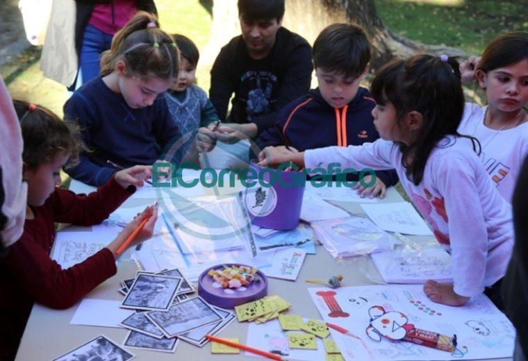 Con gran éxito, se desarrolló una jornada especial por el Día del Animal en la Casa Ecológica 8