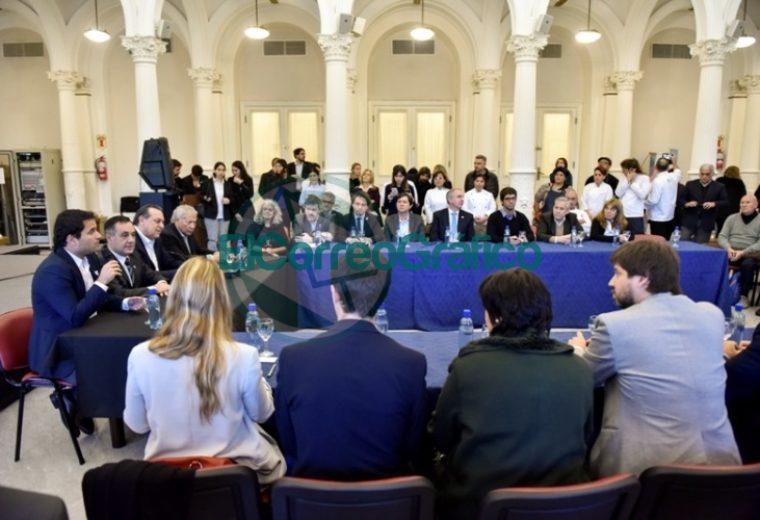 Educación y Turismo rubricaron acciones de trabajo conjuntas 2