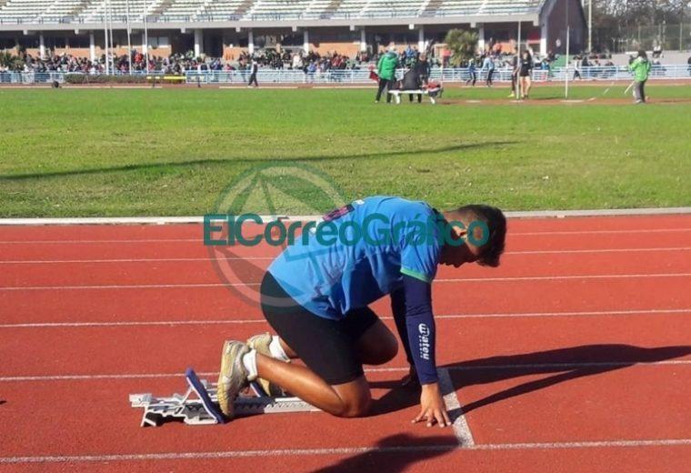 Escuela Municipal de Atletismo de Berisso participó en la Campeonato Argentino U16 02