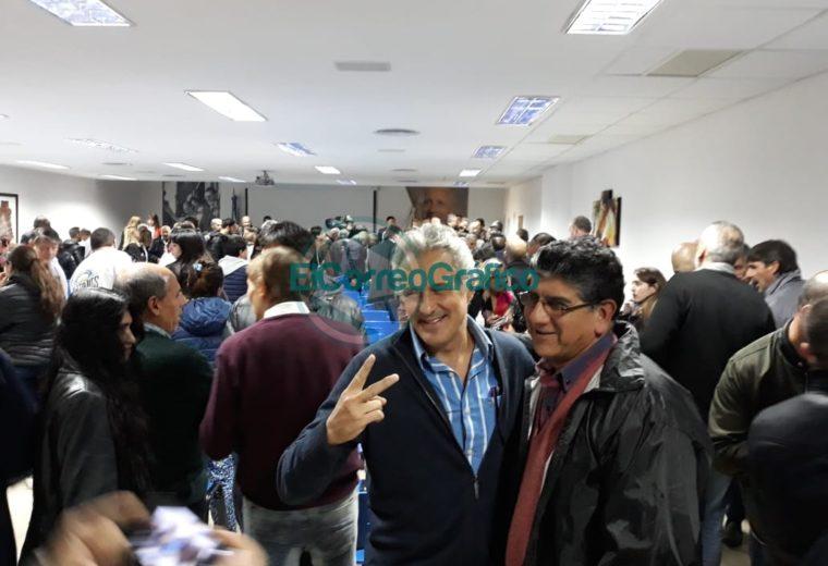 Ivo Cutzarida y el Senador Pichetto participaron de un acto por la candidatura de Roberto Lavagna 3