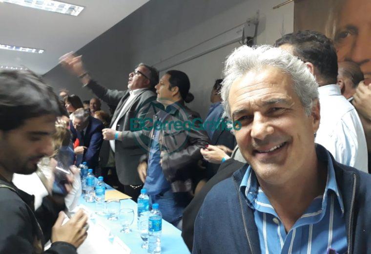Ivo Cutzarida y el Senador Pichetto participaron de un acto por la candidatura de Roberto Lavagna 4
