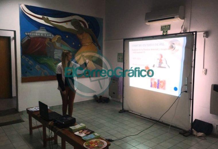 Jornada por el Día Mundial de la Hipertensión en Villa Argüello2