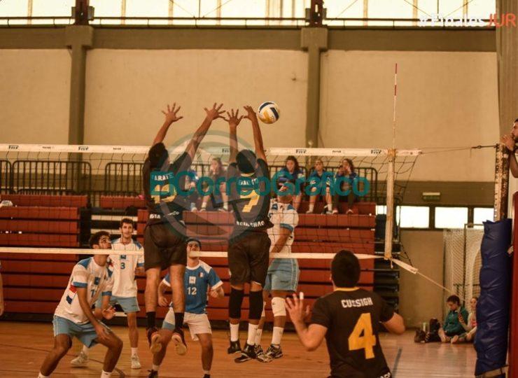 La gran fiesta de los Juegos Universitarios Regionales 10