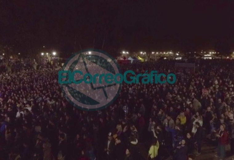 """Más de 25 mil personas disfrutaron de la primera edición de """"FLAP! Festivales La Plata"""" 02"""