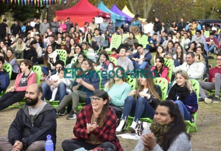 """Más de 25 mil personas disfrutaron de la primera edición de """"FLAP! Festivales La Plata"""" 03"""