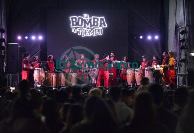 """Más de 25 mil personas disfrutaron de la primera edición de """"FLAP! Festivales La Plata"""" 07"""