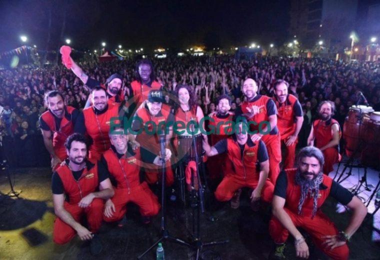 """Más de 25 mil personas disfrutaron de la primera edición de """"FLAP! Festivales La Plata"""" 08"""