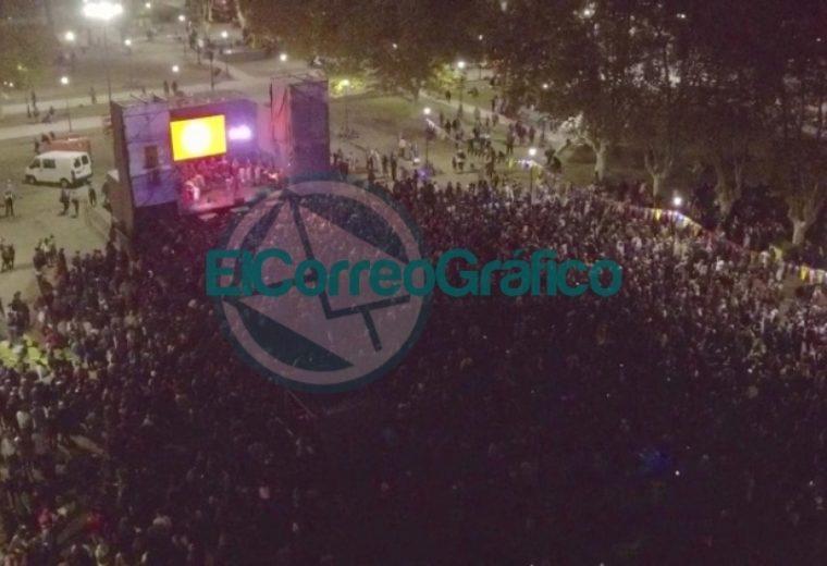 """Más de 25 mil personas disfrutaron de la primera edición de """"FLAP! Festivales La Plata"""" 17"""