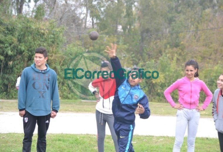 Pruebas de Atletismo en Berisso para dar inicio su participación en los Juegos Bonaerenses 2019 01