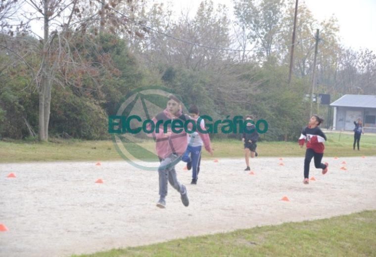 Pruebas de Atletismo en Berisso para dar inicio su participación en los Juegos Bonaerenses 2019 05