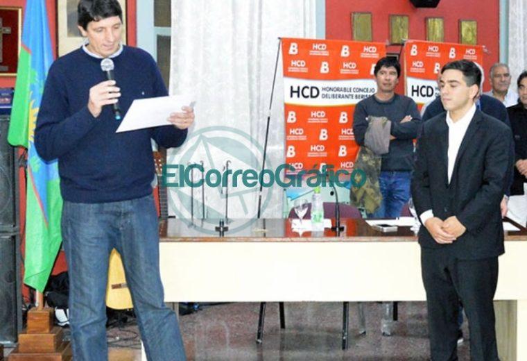 Reconocimientos a figuras del deporte, la cultura y a la labor social y educativa HCD Berisso 5