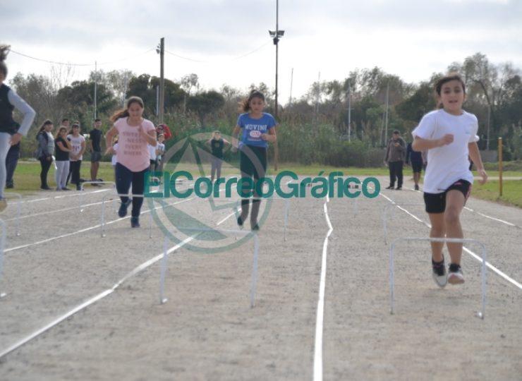 Se realizó el Torneo de Atletismo Berisso 3