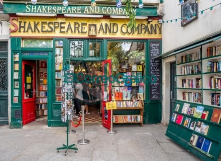 Shakespeare & Company (Paris, Francia) 1