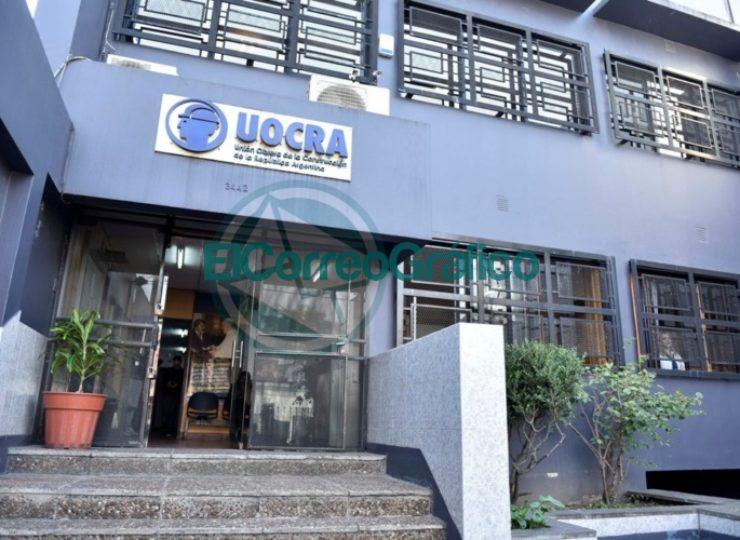 UOCRA y Nación trabajan juntos para fortalecer la formación profesional 01