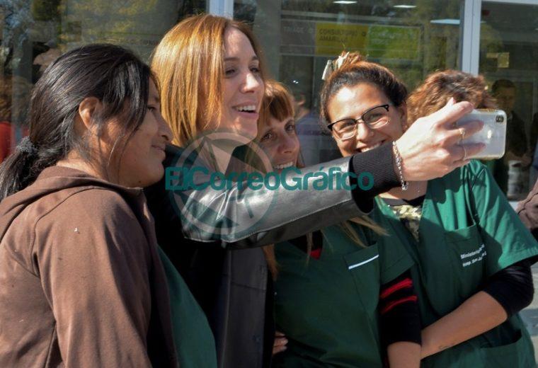 Vidal visitó la nueva Guardia y Emergencias del Hospital San Juan de Dios 12