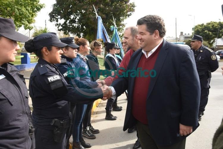 20 nuevos policías realizarán tareas de prevención en las calles de Berisso 0