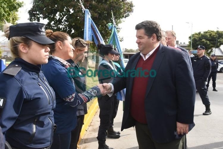20 nuevos policías realizarán tareas de prevención en las calles de Berisso 1