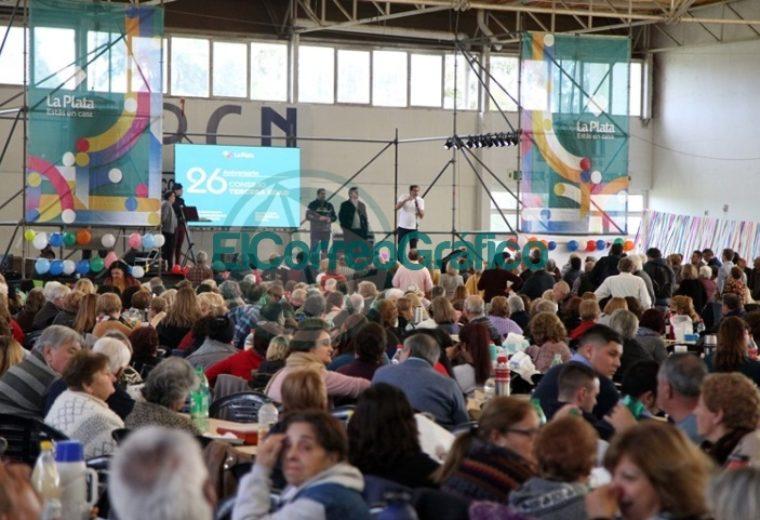 Garro celebró junto a más de tres mil jubilados el 26° aniversario del Consejo de la Tercera Edad 3