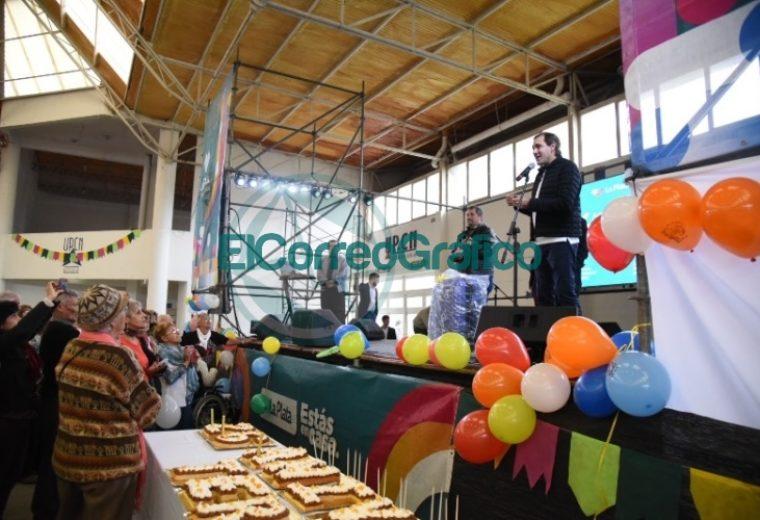 Garro celebró junto a más de tres mil jubilados el 26° aniversario del Consejo de la Tercera Edad 5