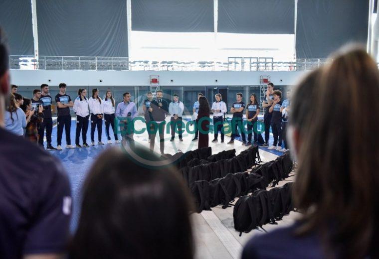 Más de 200 estudiantes representarán al país en los juegos universitarios internacionales 05