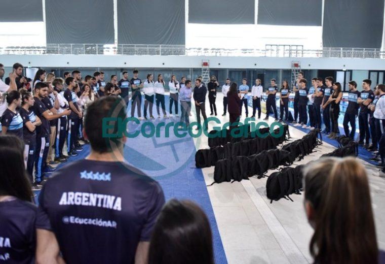 Más de 200 estudiantes representarán al país en los juegos universitarios internacionales 06