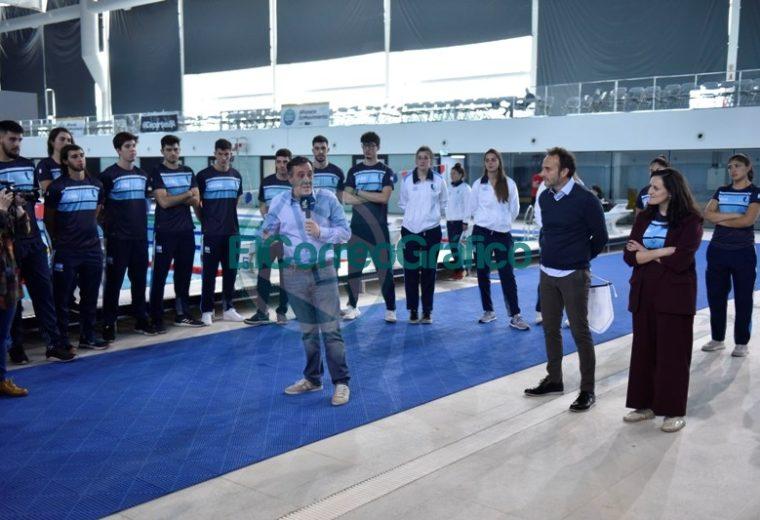 Más de 200 estudiantes representarán al país en los juegos universitarios internacionales 08