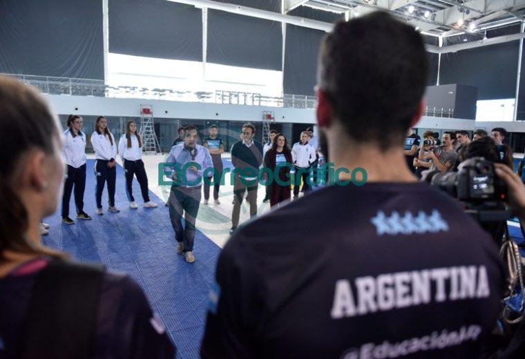 Más de 200 estudiantes representarán al país en los juegos universitarios internacionales 09