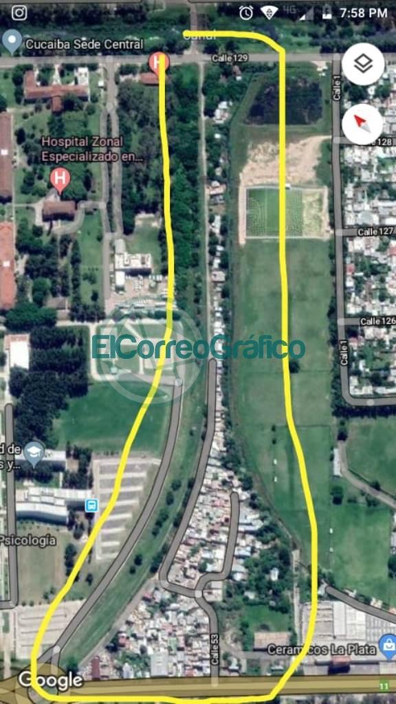 Florencia Arietto tildó de «saqueadores» a villa de peruanos en La Franja de Berisso 0