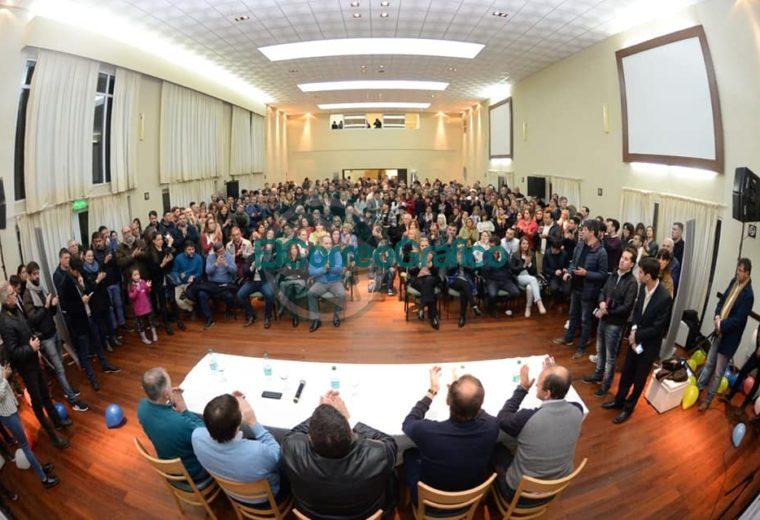 'Juntos por el Cambio' presentó a sus candidatos de la Región Capital 04