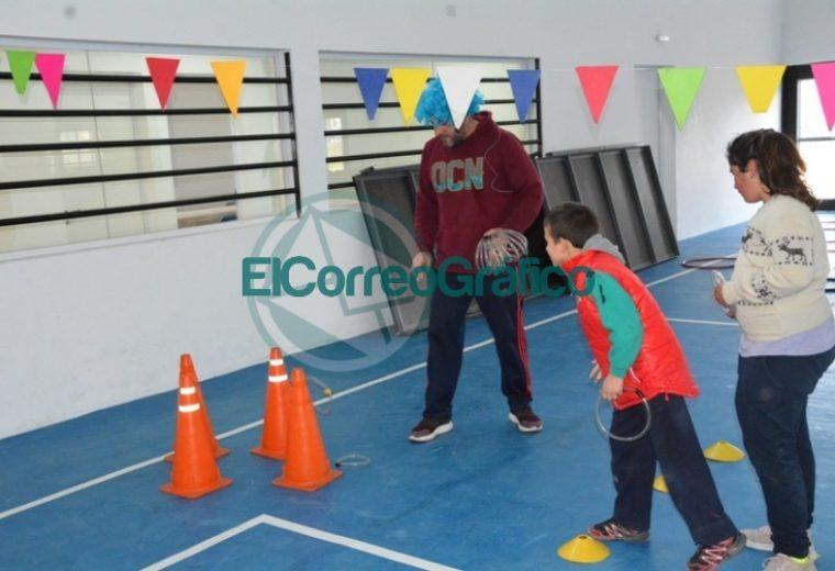 """""""Vacaciones para todos"""" en el Centro Cultural y Polideportivo """"Papa Francisco"""" 2"""