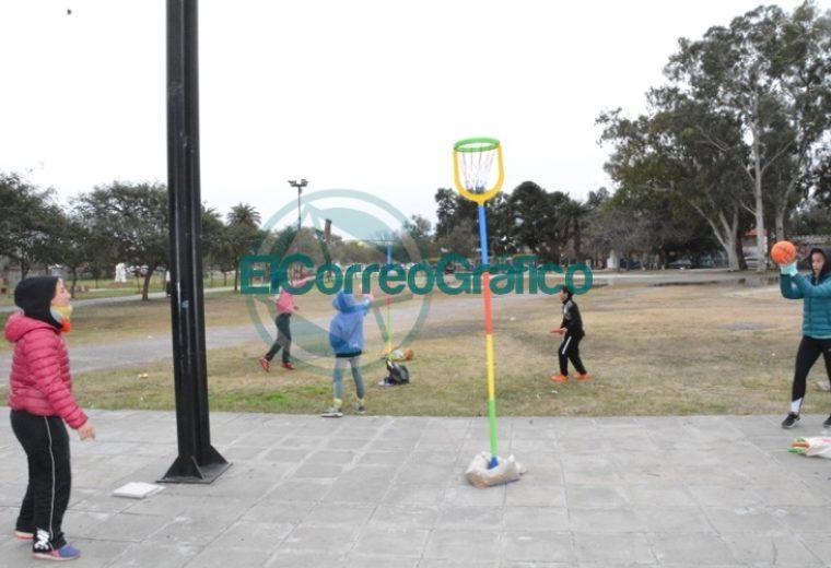 Actividades en el Parque Cívico y en el Polideportivo de El Carmen durante las Vacaciones de Invierno 4