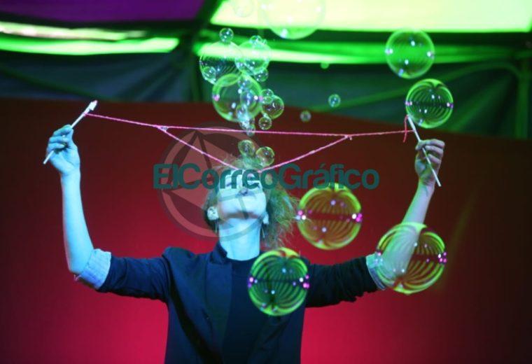 Con gran éxito, se desarrollan las propuestas en diversos espacios de La Plata 07