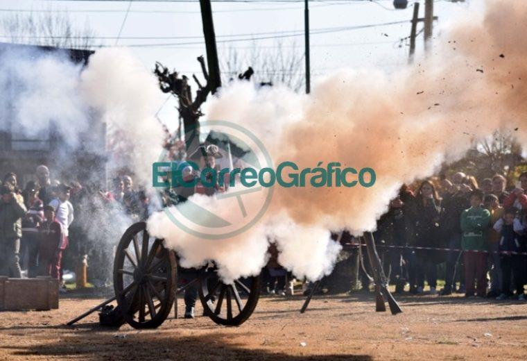 Con un colorido festejo, Melchor Romero celebró su 135° aniversario 6
