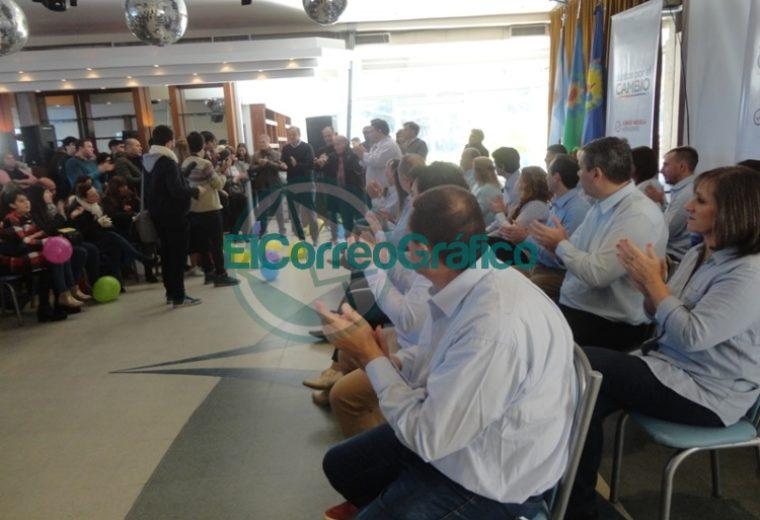 La foto de la lista de Jorge Nedela, De manual de campaña de Juntos por el Cambio en Berisso 02