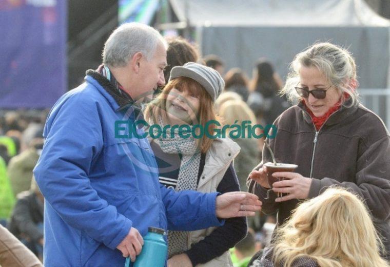 Más de 40 mil personas participaron de FLAP! en Plaza Malvinas 03