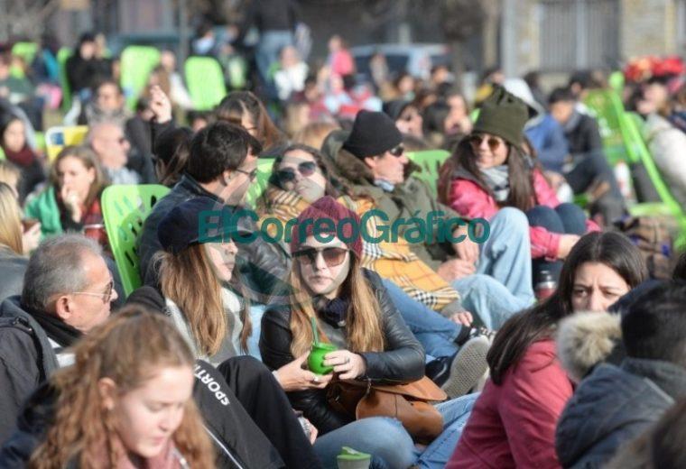 Más de 40 mil personas participaron de FLAP! en Plaza Malvinas 04