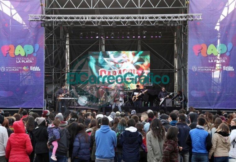 Más de 40 mil personas participaron de FLAP! en Plaza Malvinas 06