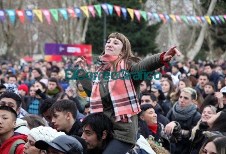 Más de 40 mil personas participaron de FLAP! en Plaza Malvinas 07