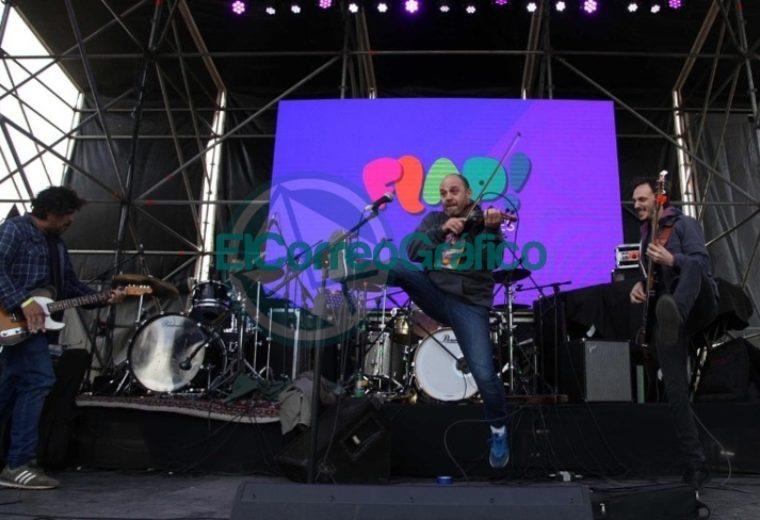 Más de 40 mil personas participaron de FLAP! en Plaza Malvinas 08