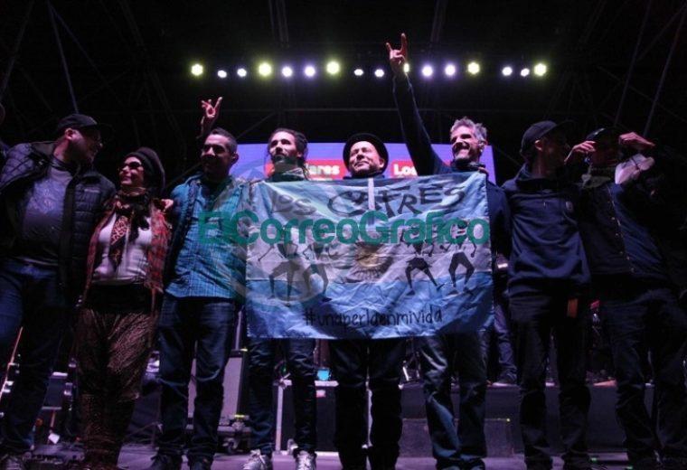Más de 40 mil personas participaron de FLAP! en Plaza Malvinas 11