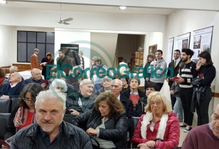 Muestra Cuadros de la historia de los judíos en Lituania4