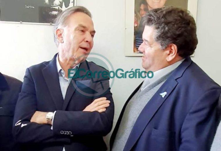 Nedela acompañó a Pichetto en el Sindicato de Trabajadores Municipales de La Plata 03