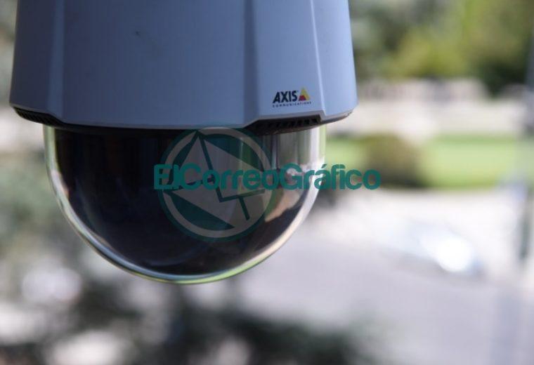 Se instaló la cámara 800 en La Plata4