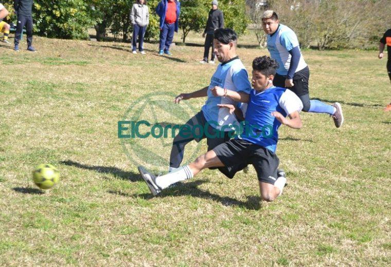 Berisso suma clasificados en Fútbol para Personas con Discapacidad 3
