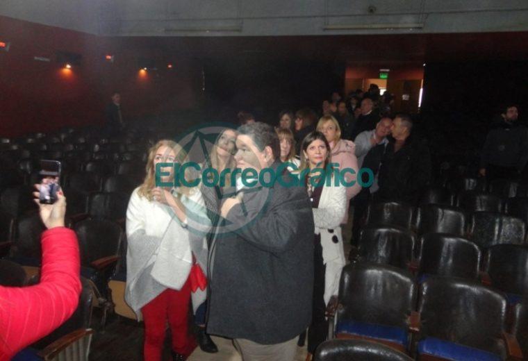 Claudia Rucci pasó por Berisso en su recorrido del frente Juntos por el Cambio 10